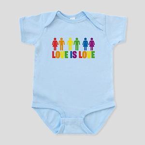 Love is Love Body Suit
