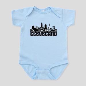 Cleveland Skyline Body Suit
