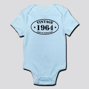 Vintage Aged to Perfection 50 Body Suit