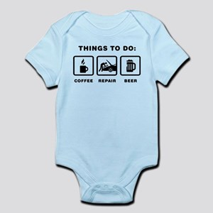 Mechanic Infant Bodysuit