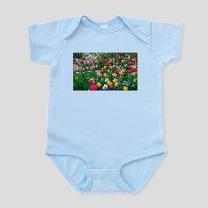 Flower Garden Body Suit
