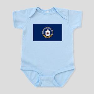 CIA Flag Body Suit