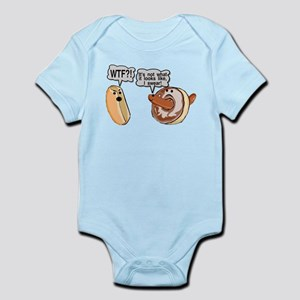 Doughnut Hole Infant Bodysuit