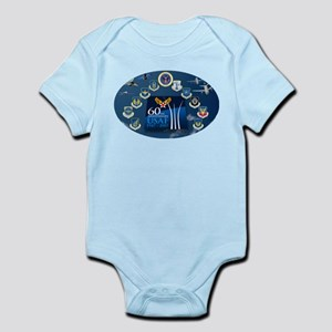 All Commands 60th Infant Bodysuit