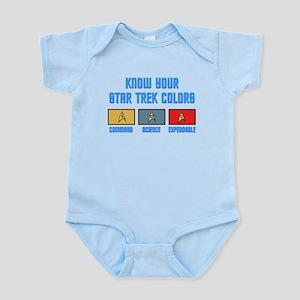 ST: Colors Infant Bodysuit