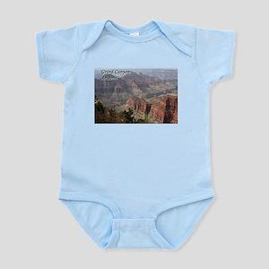 Grand Canyon, Arizona 2 (with caption) Infant Body