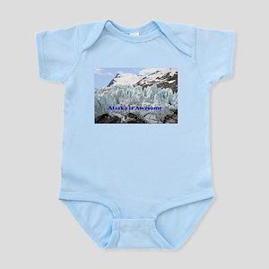 Alaska is Awesome: Portage Glacier, USA Infant Bod