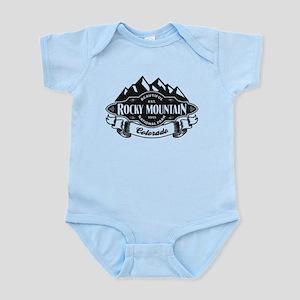 Rocky Mountain Mountain Emblem Infant Bodysuit
