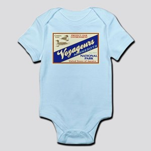 Voyageurs (Loons) Infant Bodysuit