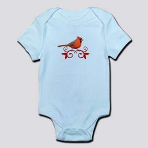 Beautiful Cardinal Infant Bodysuit