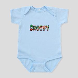 GROOVY Infant Bodysuit