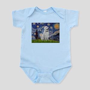 Starry-AnatolianShep1 Infant Bodysuit