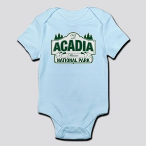 Acadia National Park Infant Bodysuit