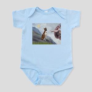 Creation...& Brindle Infant Bodysuit