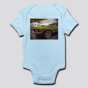 70 Mustang Mach 1 Infant Bodysuit