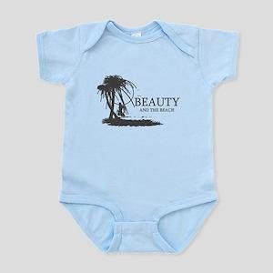 Beauty and the Beach Infant Bodysuit