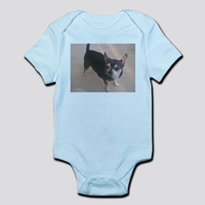 chihuahua full 3 Body Suit