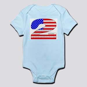 Keep our rights Infant Bodysuit
