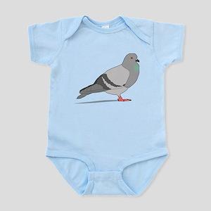 Cartoon Pigeon Body Suit