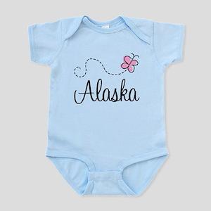 Pretty Alaska Infant Bodysuit
