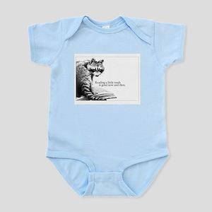 Reading Raccoon Infant Bodysuit