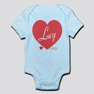 Hearts Lucy Infant Bodysuit
