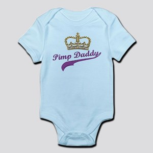 Pimp Daddy Infant Bodysuit