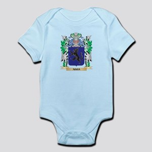 Abba Coat of Arms - Family Crest Body Suit