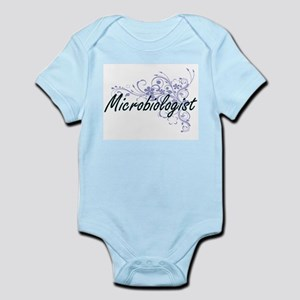 Microbiologist Artistic Job Design with Body Suit