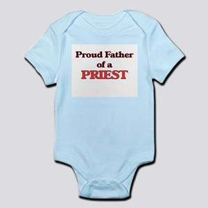 Proud Father of a Priest Body Suit