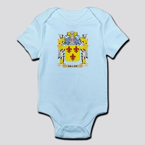 Gillen Coat of Arms - Family Crest Body Suit