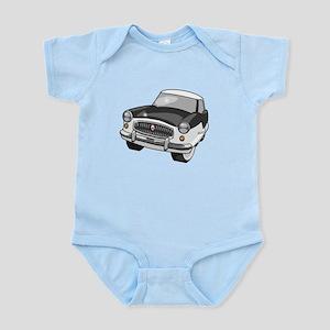 1958 Nash Metropolitan Infant Bodysuit