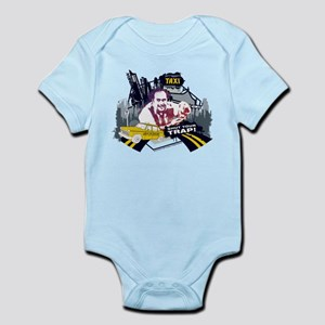 Taxi Shut Your Trap Infant Bodysuit