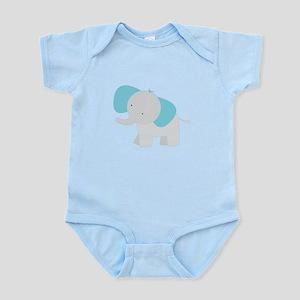 Cartoon Elephant Body Suit