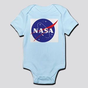 NASA Logo Infant Bodysuit