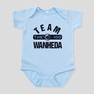 Team Wanheda The 100 Body Suit