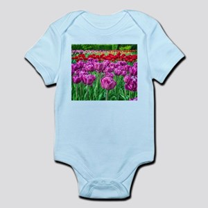Tulip Field Body Suit