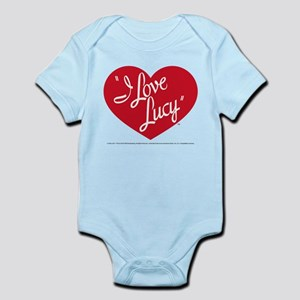 I Love Lucy: Logo Infant Bodysuit