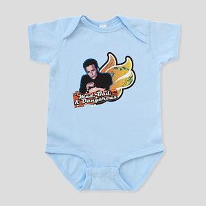 90210 Mad Bad & Dangerous Baby Light Bodysuit