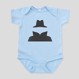 Secret Agent Spry Spy Guy Infant Bodysuit