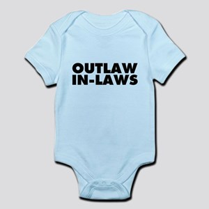 Outlaw In-Laws Infant Bodysuit