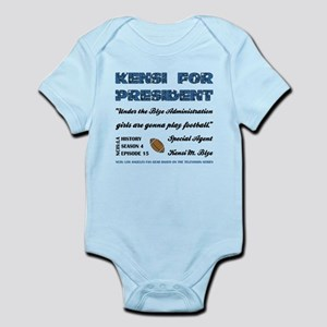 KENSI FOR POTUS Infant Bodysuit
