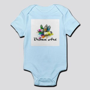 Urban Art Infant Bodysuit