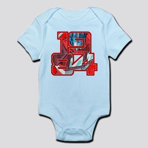 Transformers Optimus Prime 1984 Infant Bodysuit