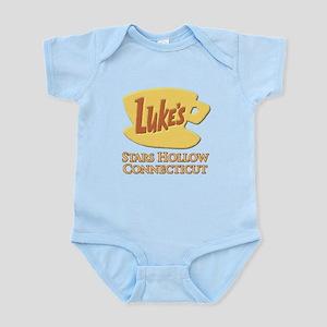 Luke's Diner Stars Hollow Gilmore Girls Infant Bod