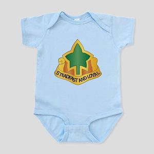 DUI - 4th Infantry Division Infant Bodysuit