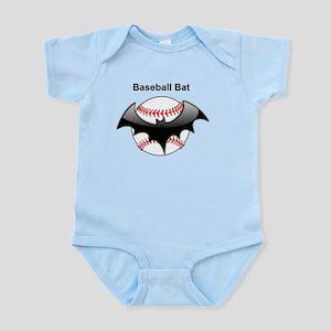 Halloween Baseball bat Body Suit