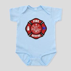 Fire Rescue Body Suit