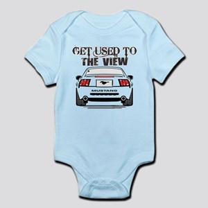 ford mustang Body Suit