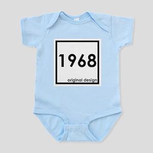 1968 birthday original design year Body Suit